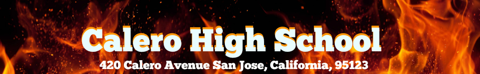 Calero High School  Logo
